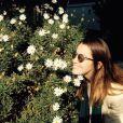 Nathalia Dill também postou foto de momentos no Chile. Atriz passa férias em Santigo após protagonizar 'Alto Astral', da Globo
