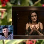 Reynaldo Gianecchini brinca com Marieta Severo no 'Mais Você': 'Voltou para mim'