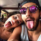 Deborah Secco ganha declaração do noivo, Hugo Moura: 'Eu te amo'