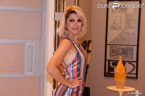 Antonia Fontenelle vai posar nua aos 40 anos. Ela será o destaque da revista 'Playboy' de julho de 2013