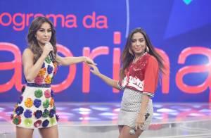 Sabrina Sato festeja 1º aniversário de programa na Record com um mês de atraso