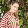 Luana Piovani conta como escolheu o nome dos filhos gêmeos à Angélica, no 'Estrelas', em 6 de junho de 2015