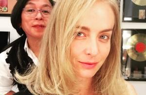 Angélica volta a gravar o programa 'Estrelas' após acidente aéreo: 'Bom voltar'