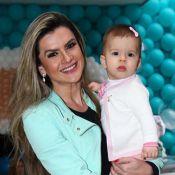 Mirella Santos comemora 10 meses da filha, Valentina: 'Amor incondicional'