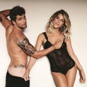 Bruno Gagliasso elogia o corpo de Giovanna Ewbank: 'O peito dela é lindo, rosa'