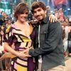Deborah Secco, grávida de três meses, conheceu Hugo Moura no Instagram