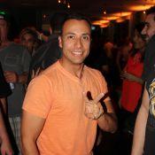Howie D., dos Backstreet Boys, vai a festa do UFC com presença de Bruno Gissoni