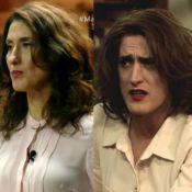 Paola Carosella, do 'MasterChef', é comparada a personagem de Paulo Gustavo