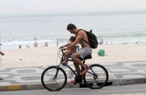 Quanta saúde! Eriberto Leão completa 41 anos hoje e exibe corpo escultural