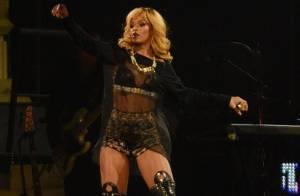 Rihanna passa a frente de Lady Gaga e lota o maior estádio da França