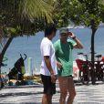 Marcelo Serrado se rende ao stand up paddle, esporte originário do Havaí