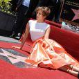 Jennifer Lopez recebeu os fãs com muita simpatia