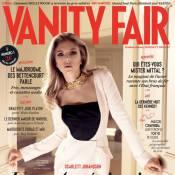 Scarlett Johansson estampa a capa da primeira revista 'Vanity Fair' francesa