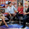 Juliana Paiva e Rodrigo Simas serão protagonistas da nova novela das sete, com título provisório de 'Além do Horizonte'