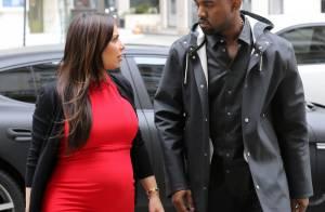 Kim Kardashian doará o dinheiro das primeiras fotos de sua filha, North West