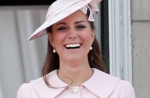 Kate Middleton não terá mais chá de bebê do primeiro filho com príncipe William