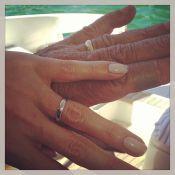 Val Marchiori posta foto com aliança na mão esquerda: casada com Evaldo Ulinski