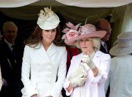 Bebê de Kate Middleton deve nascer até o final da semana, diz duquesa Camilla