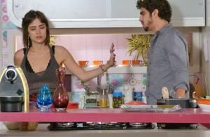 Maria Casadevall nega romance com Caio Castro: 'Não faz o menor sentido'