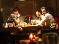 Paulo Gustavo sai para jantar com o namorado e Anitta no Rio: 'Noite deliciosa'