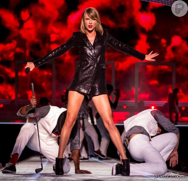Taylor Swift ganha seu primeiro Emmy. Veja lista dos ...