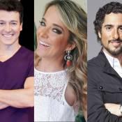 Rodrigo Faro, Ticiane Pinheiro e Marcos Mion substituem Xuxa em programa