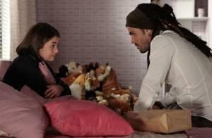 'Amor à Vida': Ninho (Juliano Cazarré) deixa Paulinha (Klara Castanho) sem comer