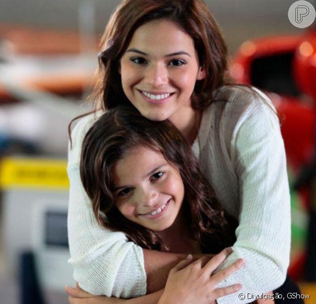Luana Marquezine, irmã caçula de Bruna Marquezine, está confirmada para a próxima temporada do quadro 'Dancinha dos Famosos', do 'Domingão do Faustão'