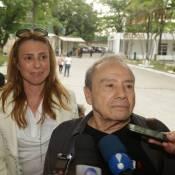 Após depoimento, advogado de Stênio Garcia e sua mulher diz: 'Estamos positivos'