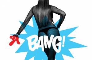 Anitta surge de fio-dental em capa de nova música e promete: 'Clipe essa semana'