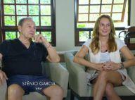 Filha de Stênio Garcia disse que nude do pai 'está bonitinho':'Isso é um prêmio'
