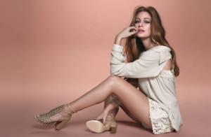 Marina Ruy Barbosa, a Nicole de 'Amor à Vida',  posa para campanha de moda