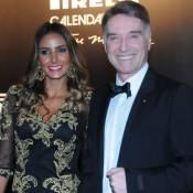 Flavia Sampaio aluga vestidos e brinca: 'Eike está de olho no meu negócio'