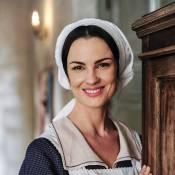'Além do Tempo': Rosa (Carolina Kasting) será poderosa na 2ª fase da novela