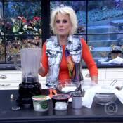 Ana Maria Braga fala 'muçarela de búfalo' e Louro José a corrige: 'É búfala!'