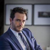 Rodrigo Lombardi comenta tapa-sexo em 'Verdades Secretas': 'Muito pequeno'