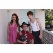 Paloma Bernardi filma 'Lascados' e comenta assédio: 'Me senti Ivete Sangalo'