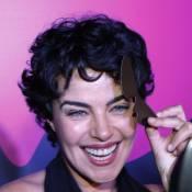 Ana Paula Arósio comenta afastamento da TV em première: 'Período para refletir'