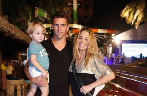 Danielle Winits produz reality show com Amaury Nunes: 'Será sobre futebol'