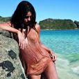 'Me senti uma deusa', disse Sthefany Brito sobre ensaio sensual para a revista 'Status'