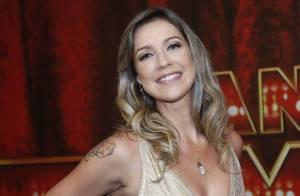 Luana Piovani sofre lesão no ensaio do 'Dança dos Famosos' e deixa programa