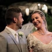 Pedro Scooby divulga vídeo do casamento com Luana Piovani: 'Dia mais feliz vida'