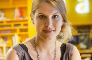 Carolinie Figueiredo sobre cenas de lingerie em 'Sangue Bom': 'Caiu no humor'
