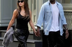 Kim Kardashian não sairá de casa até chegar aos 52 kg após nascimento da filha