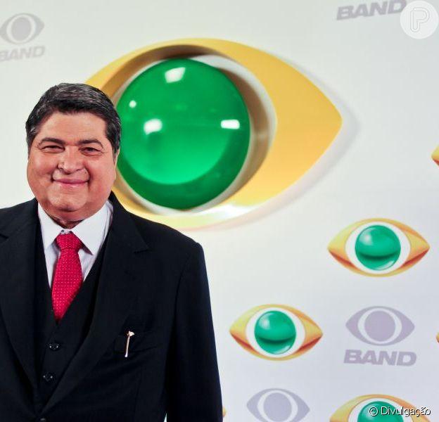 José Luiz Datena comentou no 'Brasil Urgente' desta quarta-feira, 14 de agosto de 2013, as ameaças que sua família recebeu