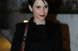 Débora Falabella sobre namoro à distância com Murilo Benício: 'Tranquilo'