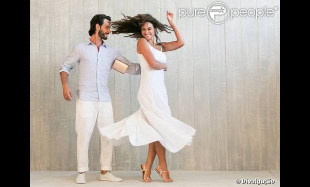 Rodrigo Santoro e Débora Nascimento estrelam campanha da grife de acessórios Mr.Cat