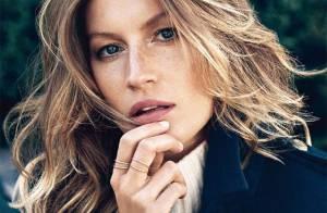 Gisele Bündchen lidera o ranking de modelos mais bem pagas do mundo pela 7ª vez
