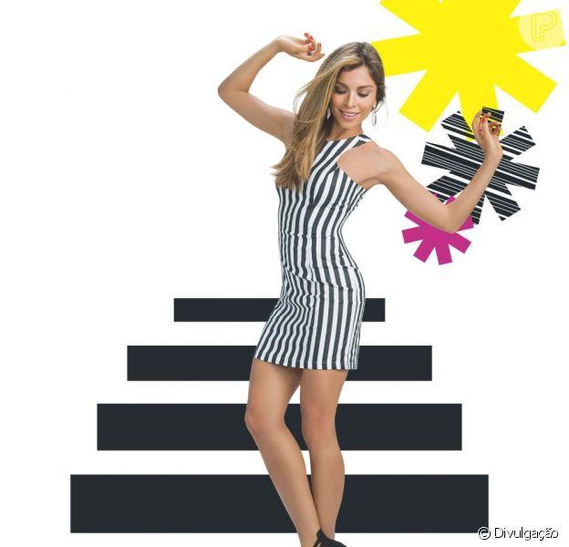 Grazi Massafera é a capa da revista 'Moda Extra', que chegou às lojas da rede de supermercados Extra nesta quarta-feira, 21 de agosto de 2013