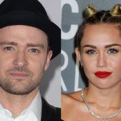 Justin Timberlake compara show de Miley Cyrus no VMA aos de Britney e Madonna